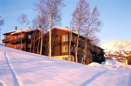 Vangslia Fjelltun leiligheter - © Oppdal Skisenter