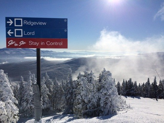 Stowe Mountain Resort - © Philphone