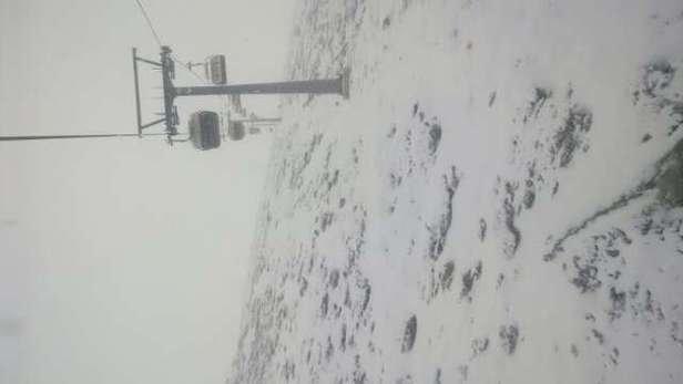 Am 26.12. hat es den ganzen Tag ergiebig geschneit. Die Schneeverhaeltnisse sollten in den nächsten Tagen also gut sein.