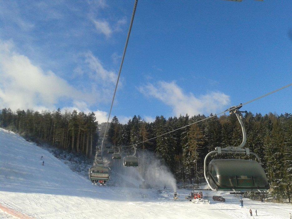 Červená Voda 26.12.2014 - © FB Skipark Červená Voda