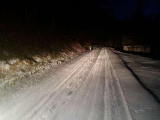 Neve rimasta dalla nevicata del 27 dicembre,  prossime nevicate in Valle Vigezzo dal 5 gennaio fino al 12 gennaio! ☺