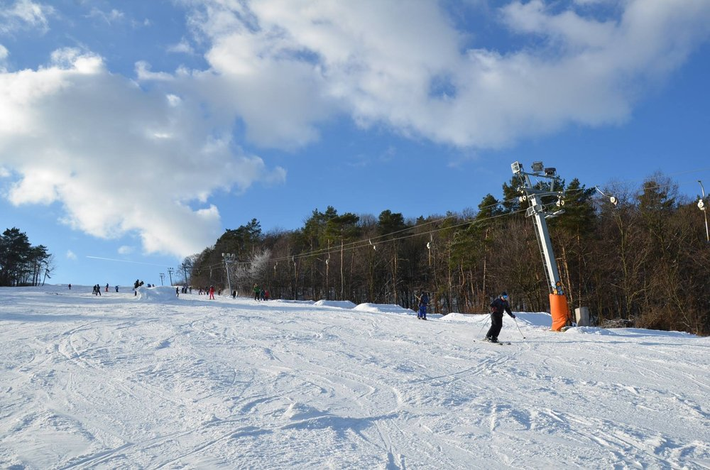 Trojkrálová lyžovačka v Kálnici - © Kálnica FB