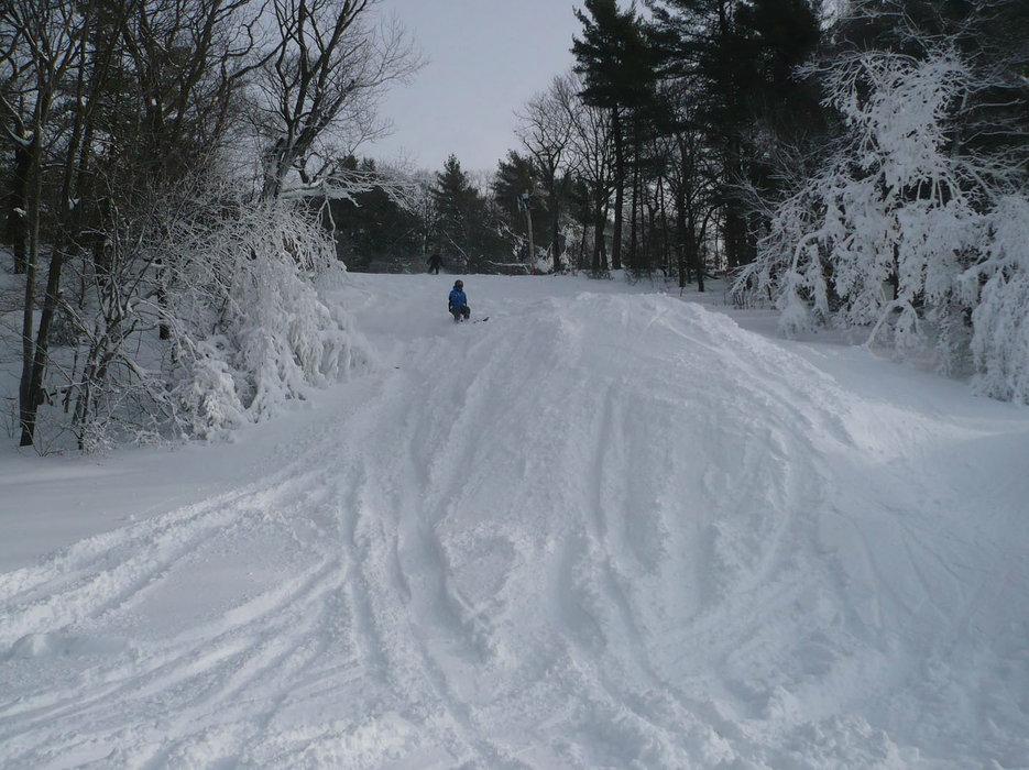 Blue Hills Ski Area - © Blue Hills Ski Area