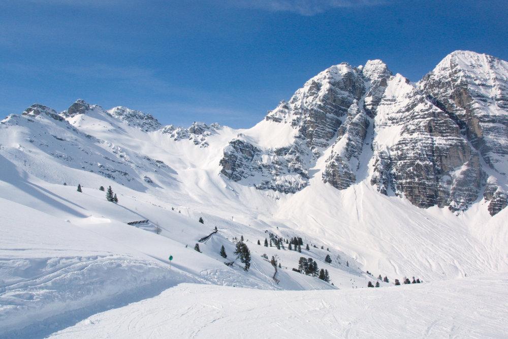 Skifahren in Schlick 2000 - © Tourismusverband Stubai Tirol