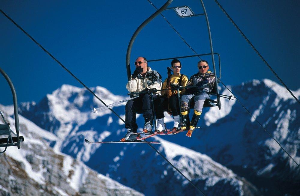Ski lift in Kanin - © J. Skok