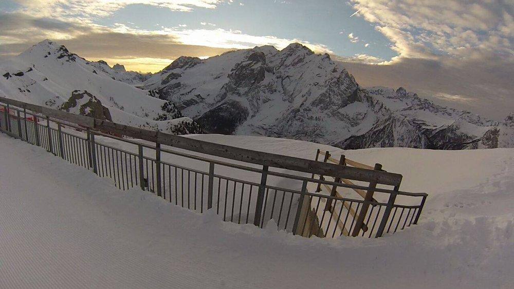 Skiarea Belvedere Col Rodella 29.12.2014 - © Skiarea Belvedere Col Rodella