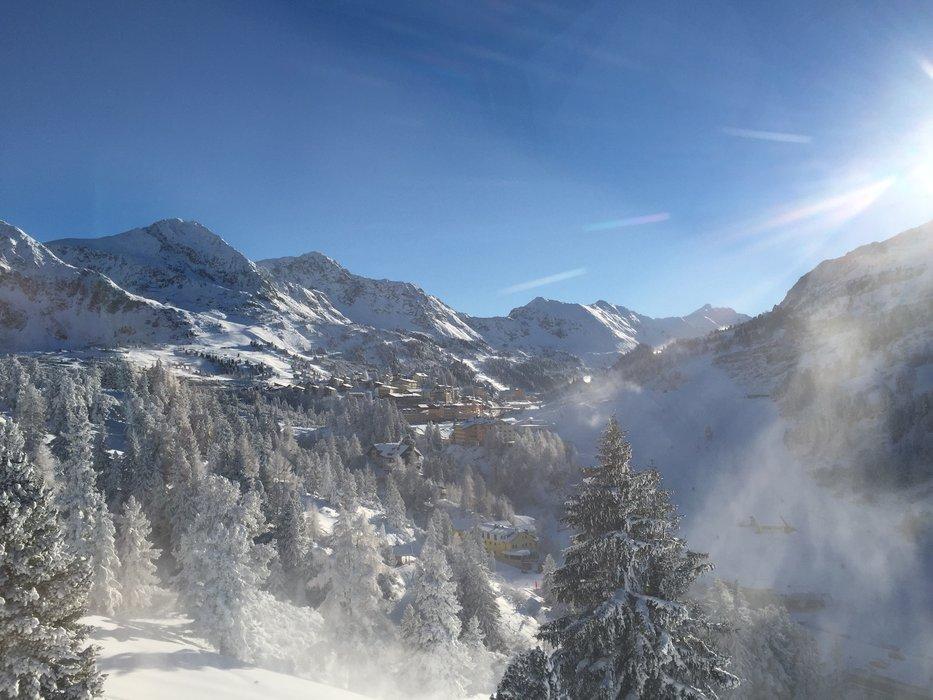 Sonnenreiches Obertauern - © Obertauern