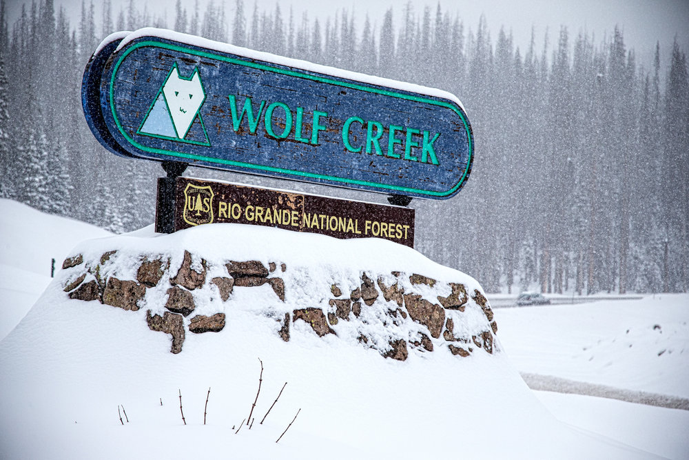 Wolf Creek is as good as you've heard and worth the trip. - © Liam Doran