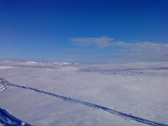 Haukelifjell - ©merethe smedsvig   merethe94 @ Skiinfo Lounge