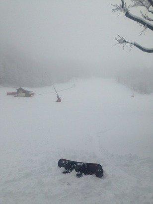 Ha nevicato 50 cm il 21.....ho sciato da 10...fantastico