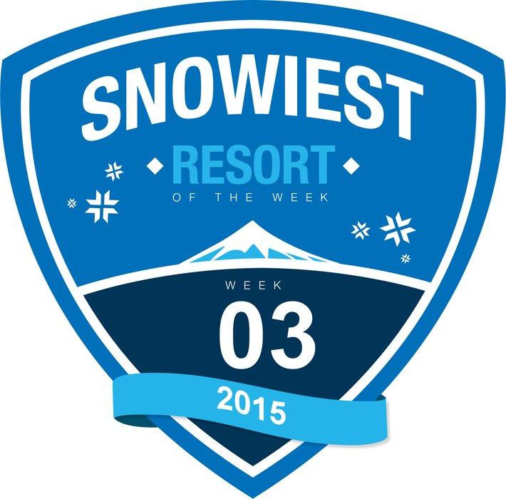 Snowiest Resort Of The Week - Kalenderwoche 03 - © skiinfo.de