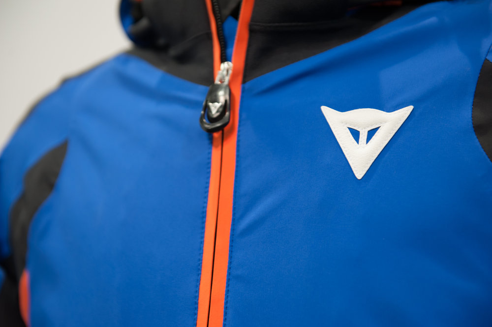 Dainese Egemone men's jacket detailed with Italian craftsmanship that's almost