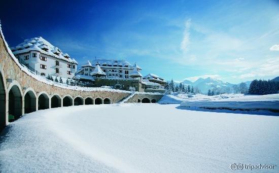 Grand SPA Resort A-ROSA Kitzbuehel