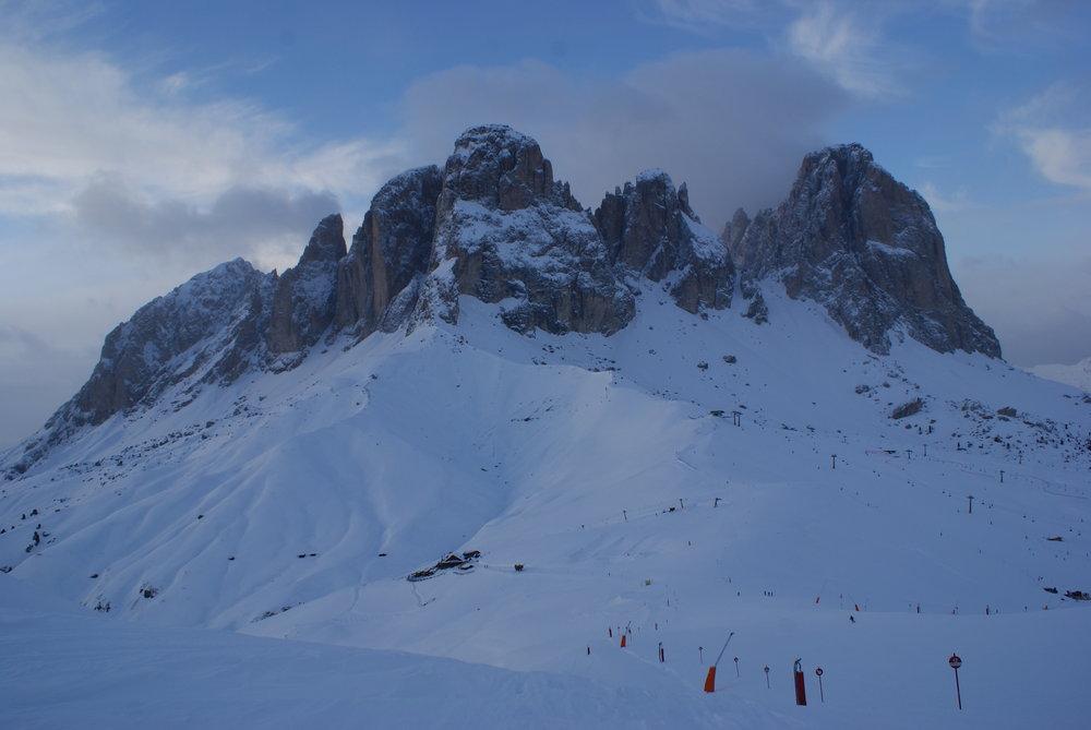 Campitello di Fassa - Col Rodella - Sellajoch - © joci @ Skiinfo Lounge