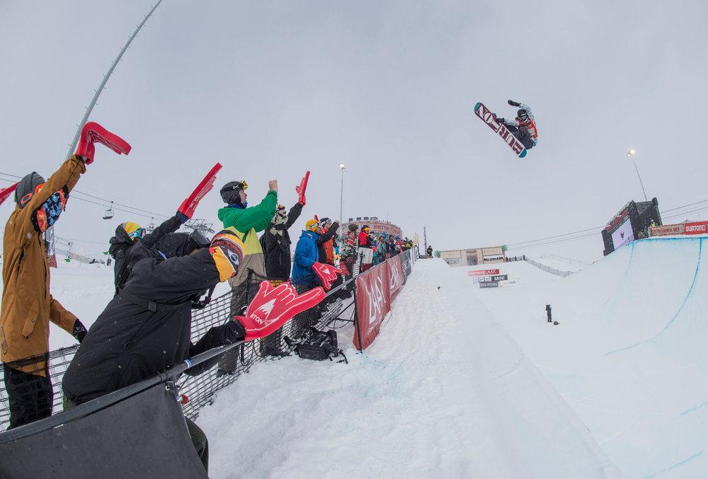 Burton European Open 2015   Laax - © Marcel Lämmerhirt   Red Bull Content Pool