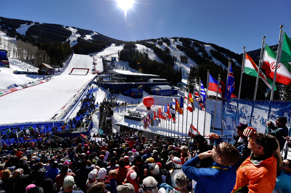Red Tail Stadium in Beaver Creek (USA) - © Audi Media Service