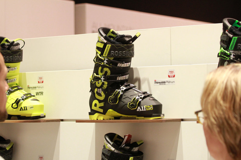 Rossignol All Track 120 - ISPO 2015 - © Skiinfo