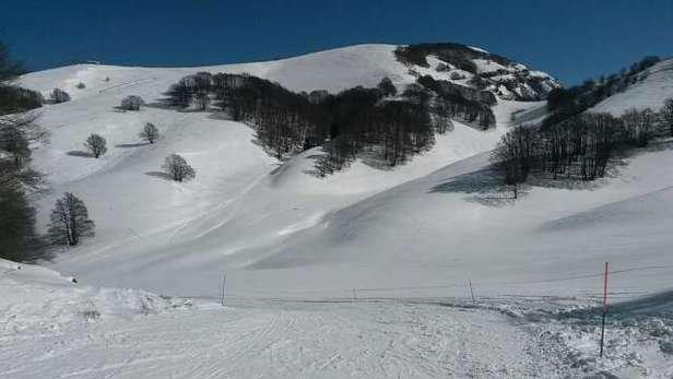 Sciata top dopo le nevicate degli ultimi 2 giorni!