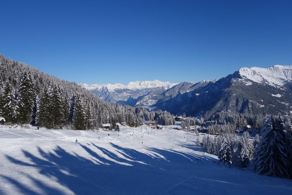 In Chur entwickelt jeder die Liebe zur Natur - © Chur Tourismus - Michael Christ