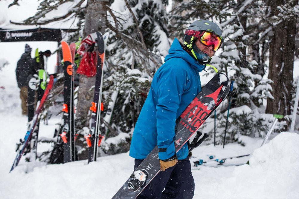 OnTheSnow.com Skitest 15/16 - ©  Liam Doran