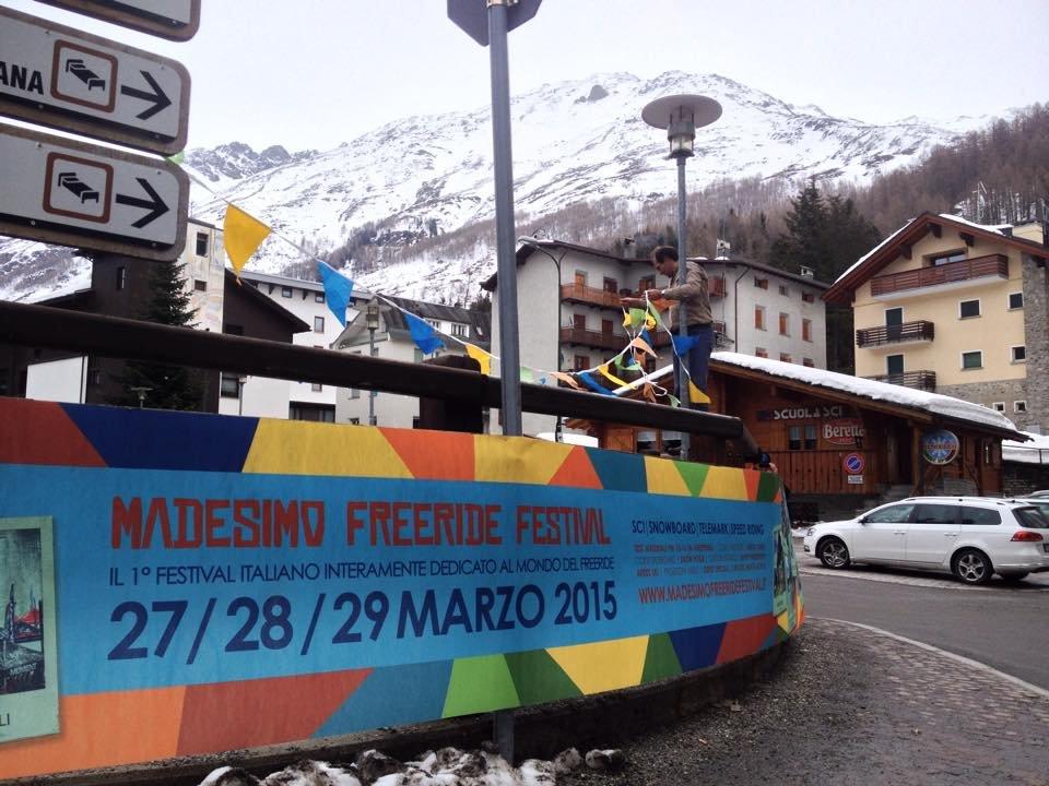 Madesimo Freeride Festival - 27-29 Marzo 2015