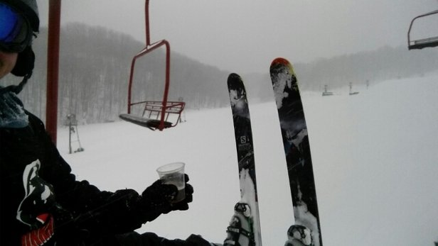 Nubs Nob Ski Area - [! skireport_firsthandpost_pagetitle ] - © kylemtb