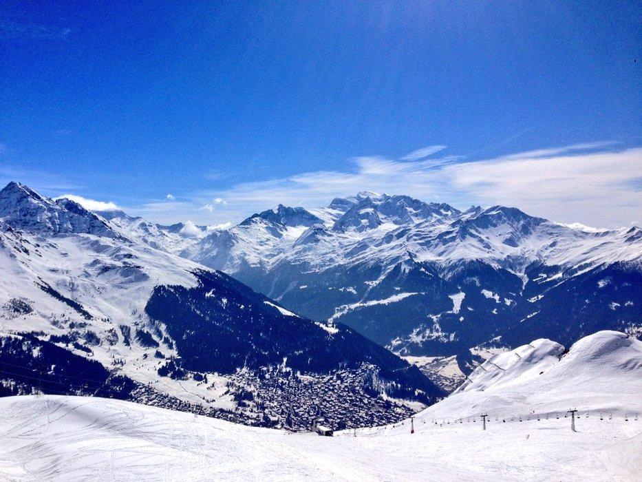 Savoleyres in Verbier - © Skigebiet Verbier