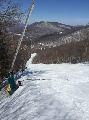 Jiminy Peak - Perfect day ! - © iPhone