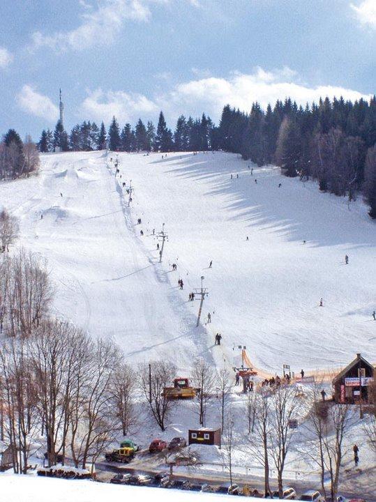 Skiareal Kašperky - © Facebook Skiareál Kašperky