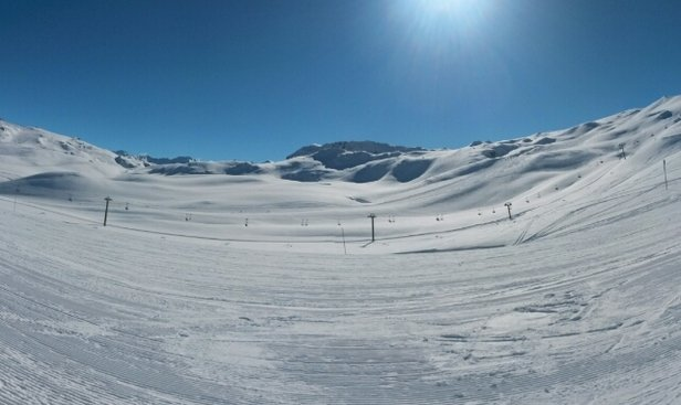 Glenshee - Brilliant dump of snow overnight, resort reopened - © ckirk114
