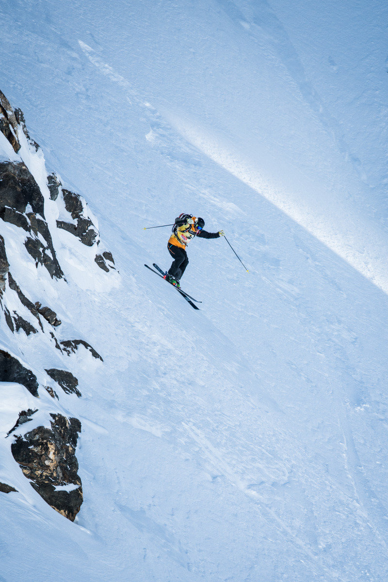 Freeride World Tour 2015 - © David Carlier | Freeride World Tour