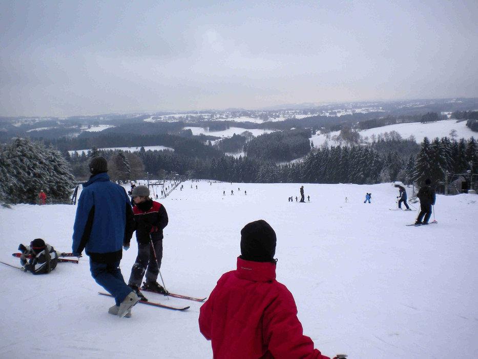Piste Ski Alpin Ovifat - © D.M. @ Skiinfo Lounge