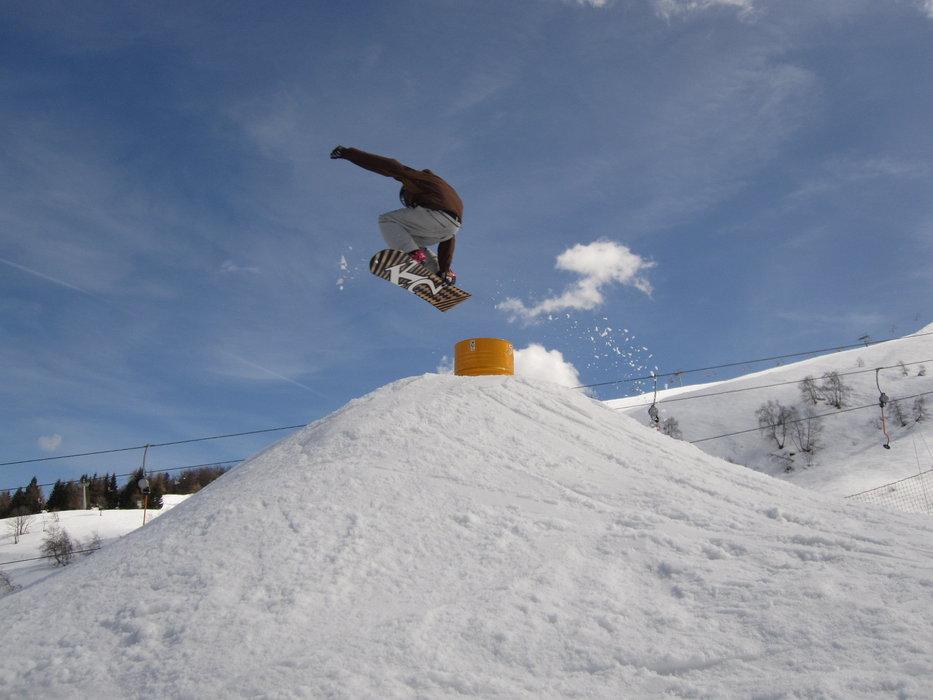 Alpe di Mera - © powdersurfing @ Skiinfo Lounge
