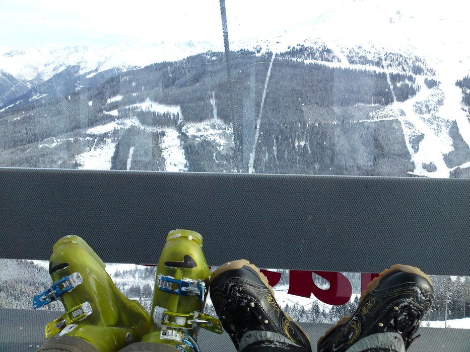 Bad Hofgastein-Bad Gastein – Skischaukel Schlossalm-Angertal-Stubnerkogel - ©vibb @ Skiinfo Lounge