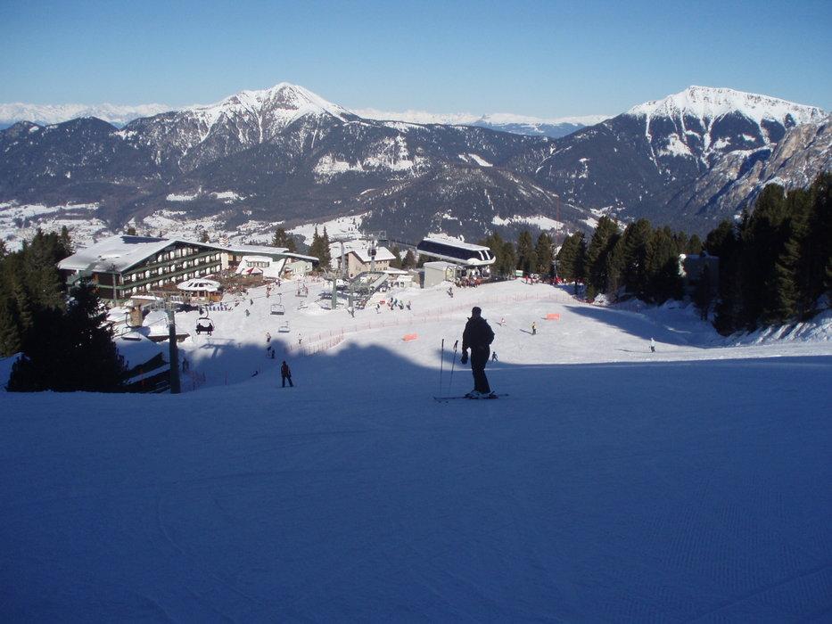 Cavalese - Alpe Cermis - ©diesel | diesel @ Skiinfo Lounge