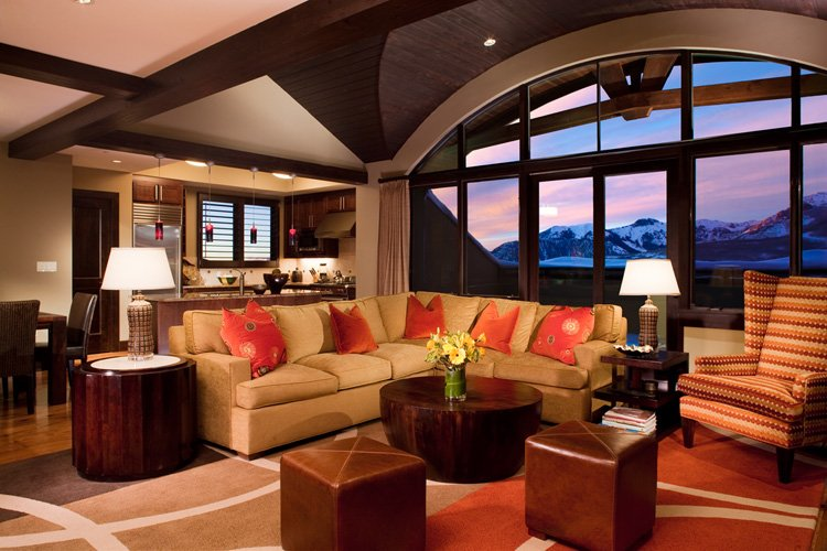 Penthouse at the Lumiere Telluride - © Lumiere Telluride