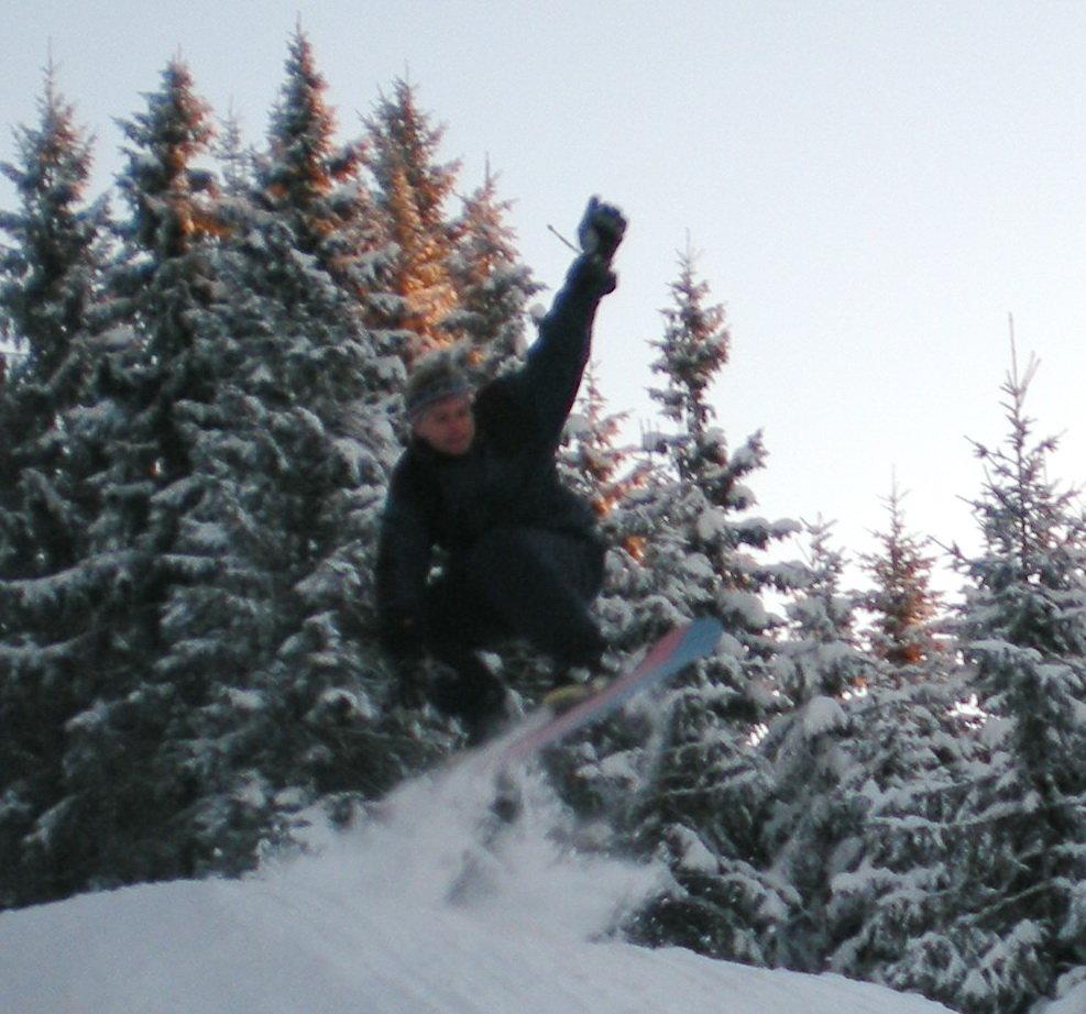 Oslo Vinterpark - Tryvann - ©Birkefrakk @ Skiinfo Lounge