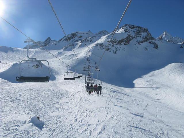 Stubaier Gletscher - ©Schneekatze   Schneekatze @ Skiinfo Lounge