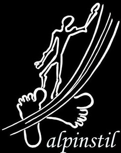 Slackline Logo - © Alpinstil