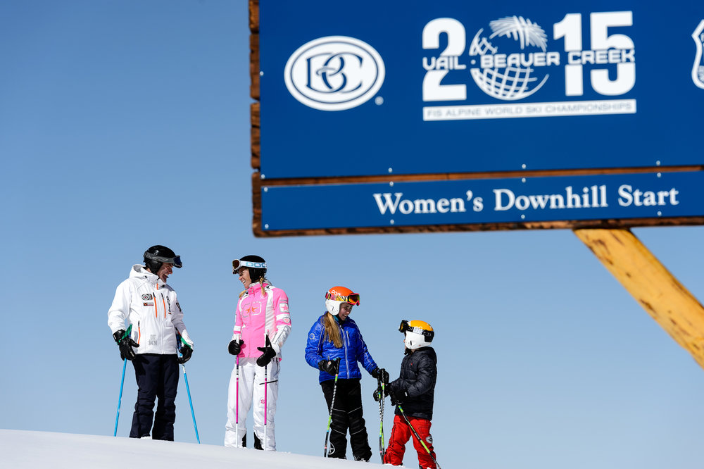 Beaver Creek played proud host to the 2015 World Ski Championships. - © Chris McLennan
