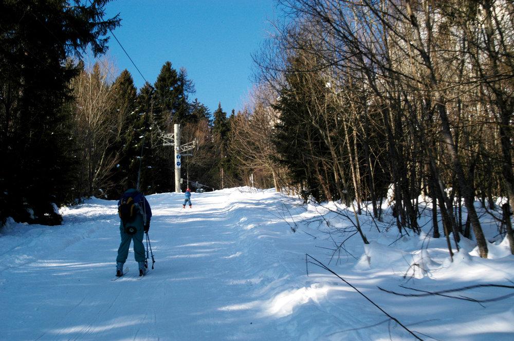 En route pour les pistes de ski de Saint Hilaire du Touvet - © Office de Tourisme des Petites Roches