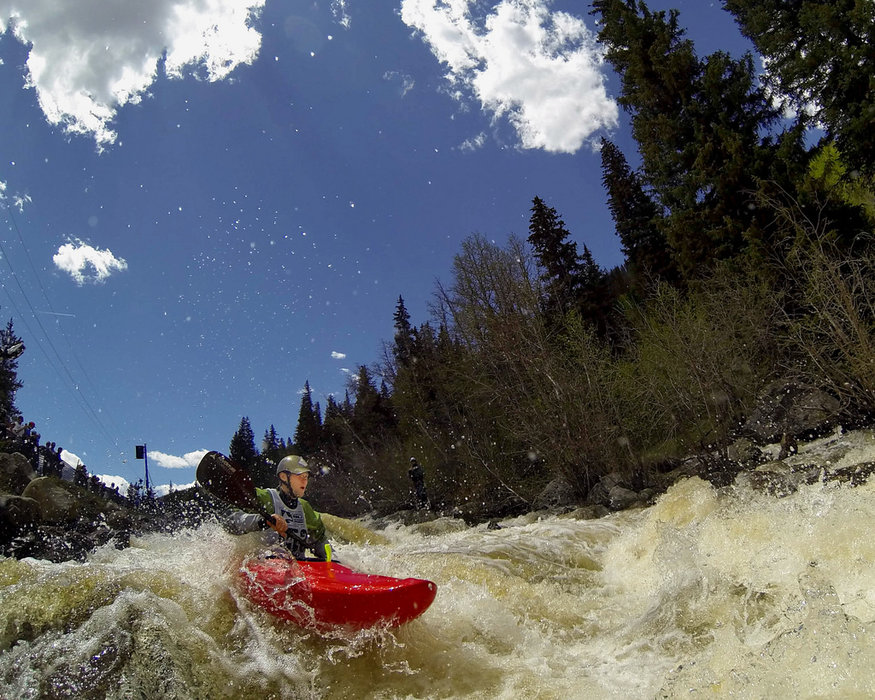 GoPro Games action. - © GoPro Mountain Games
