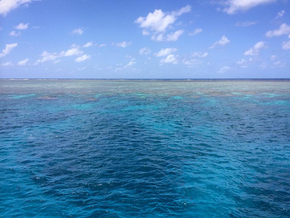 Der beste Ort zum Schnorcheln: Das Outer Reef - © Julia Mohr   Florian Reuter