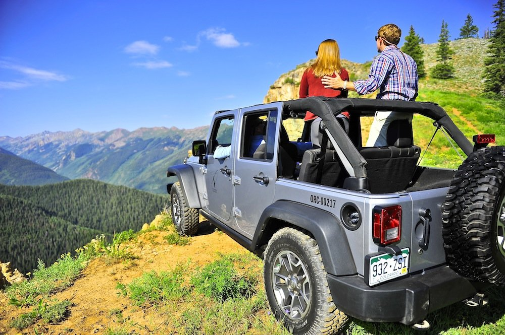 The Little Nell Jeep tour. - © The Little Nell