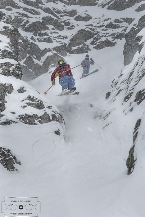 Lines like this are starting to fill in for Portillo's upcoming season.  - © Chris Scharf Photography