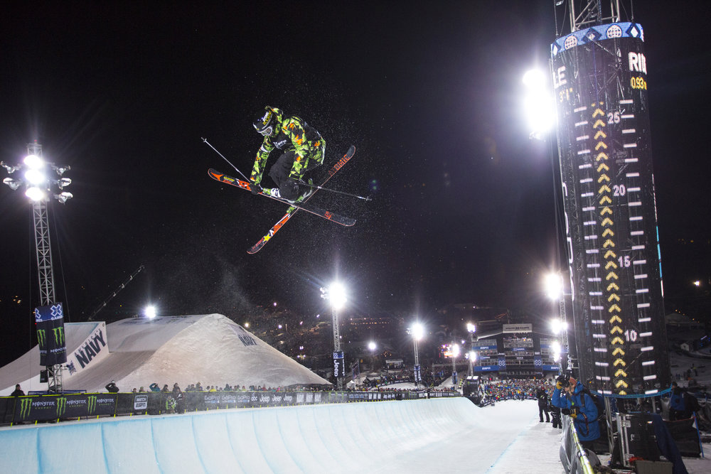 Winter X Games in Aspen. - © Jeremy Swanson