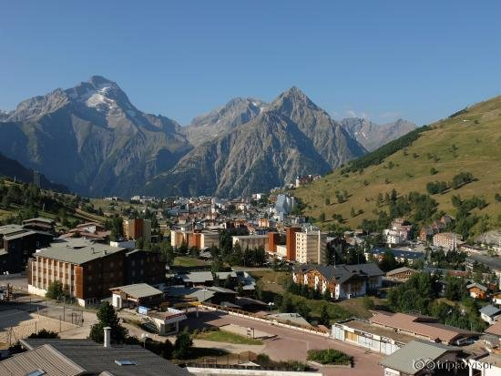 H U00f4tel Mercure Les 2 Alpes 1800