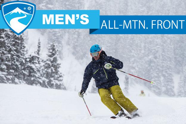 Men's 2015/2016 All-Mountain Front Ski Buyers' Guide - © Liam Doran