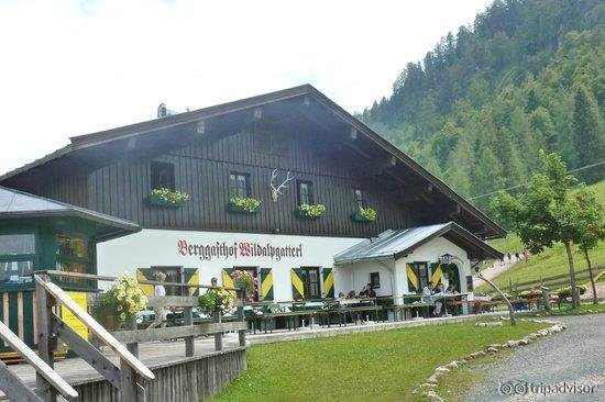 Berghotel Wildalpgatterl