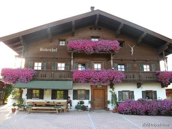 Bodenhof Ferienwohnungen Haselsberger